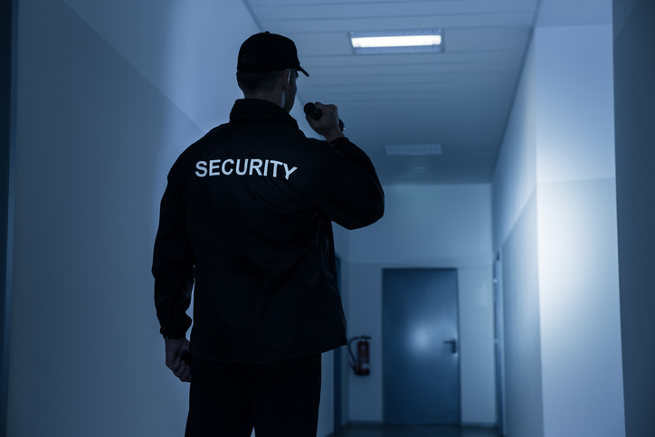 Improving Security Guard Services Through Feedback Management
