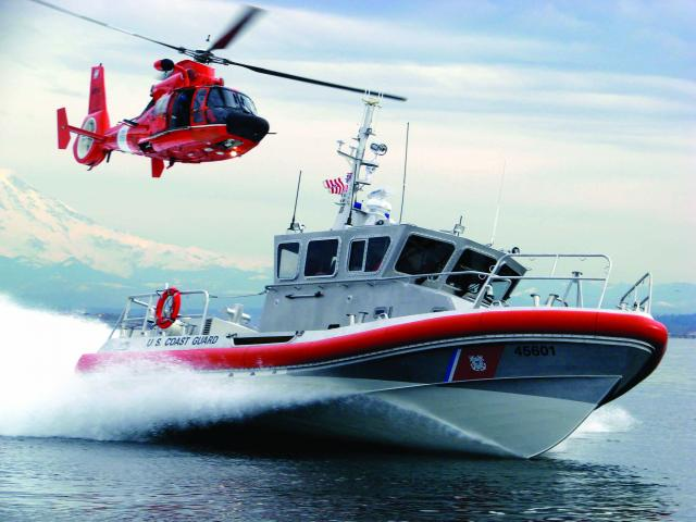 The Coast Guard: America's Oldest Maritime Defenders
