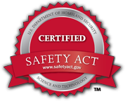 Safety Act Certification - DHS